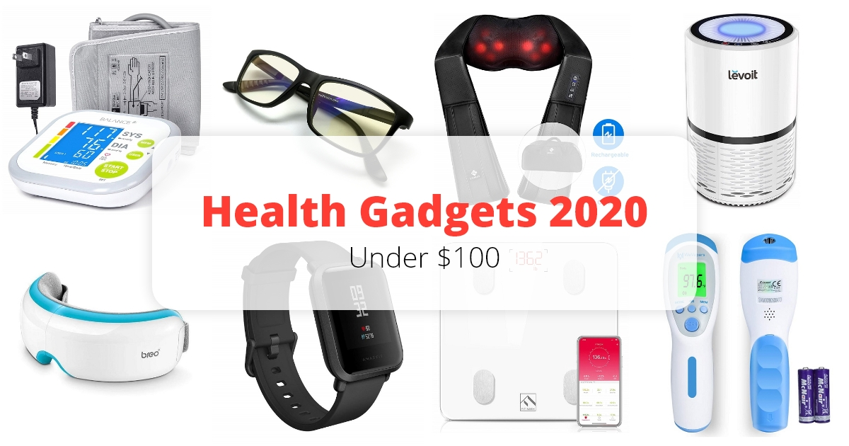 Best Health Gadgets Under $100 in 2020