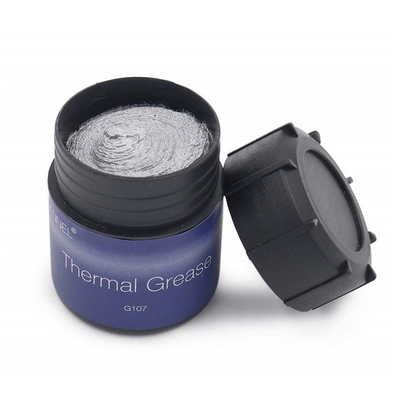 GENNEL 20g Silver Compound Thermal Conductive Grease Paste