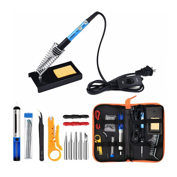 Anbes Soldering Iron Kit Electronics 60W